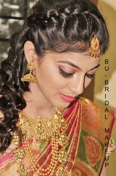 Bu Bridal Makeup Home